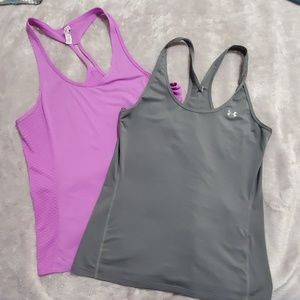 Work out tank tops &matching bottoms